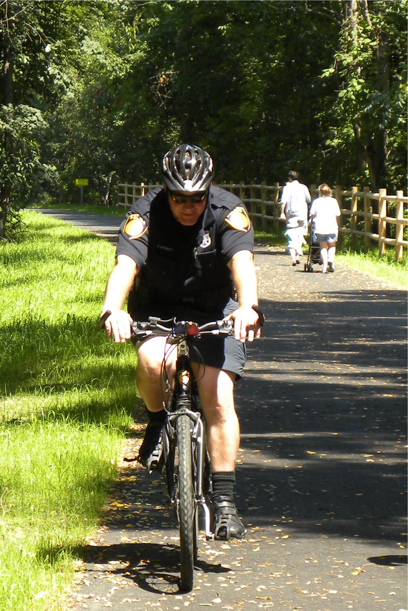 Bike Patrol AA