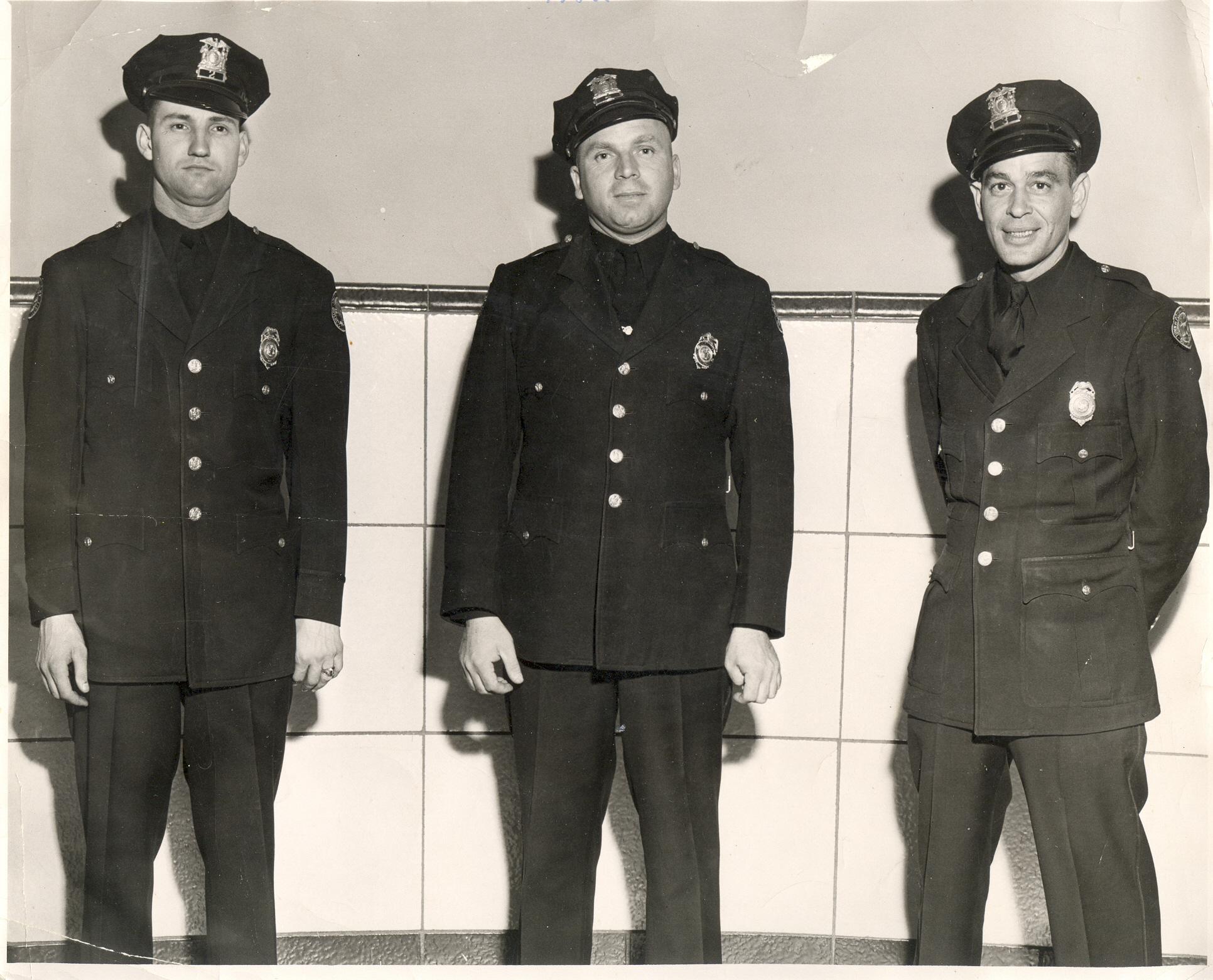 Hugn Dakin, Frank Pectal & Joe Rudolph:1952