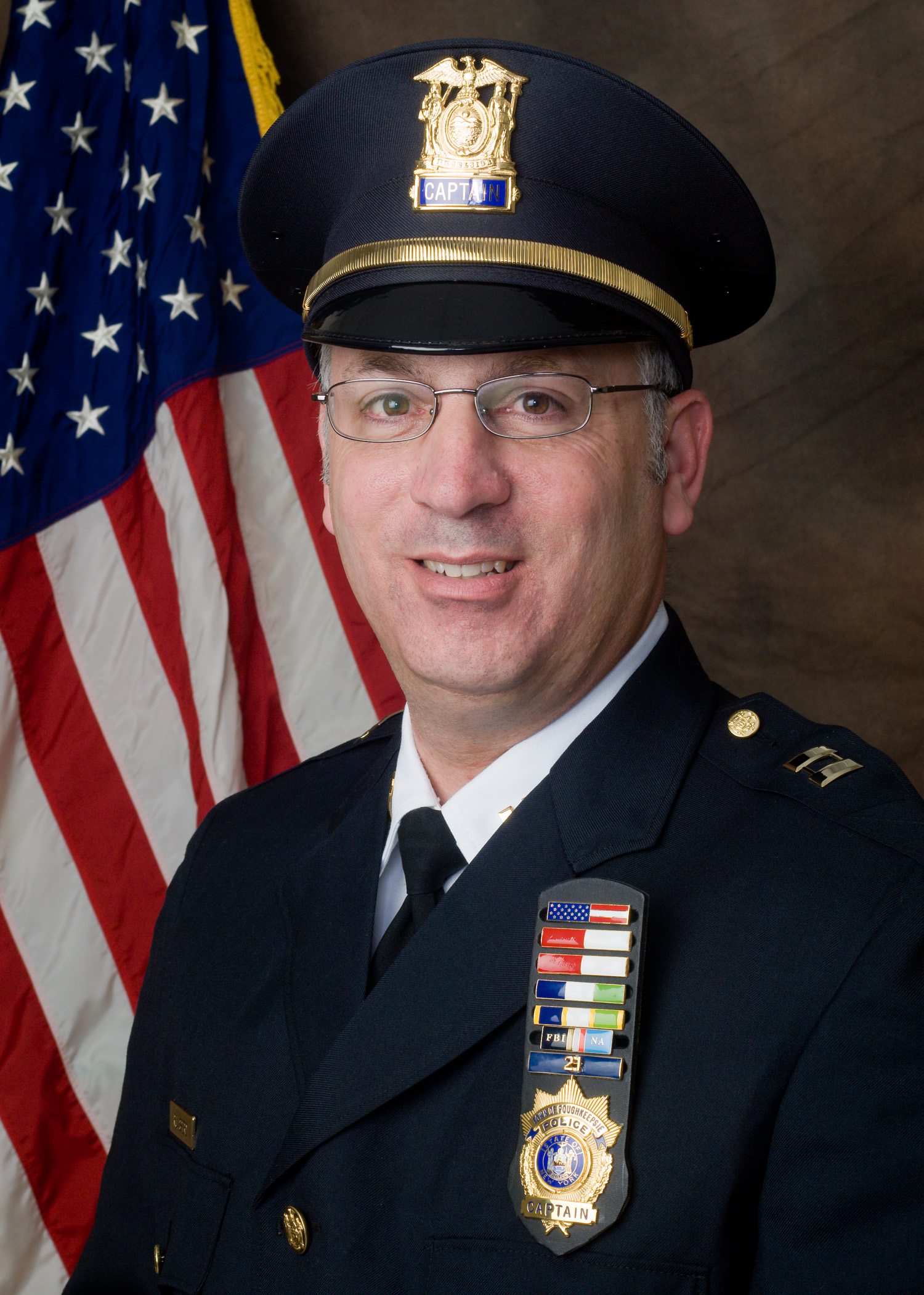 Captain Ronald J. Spero Jr.