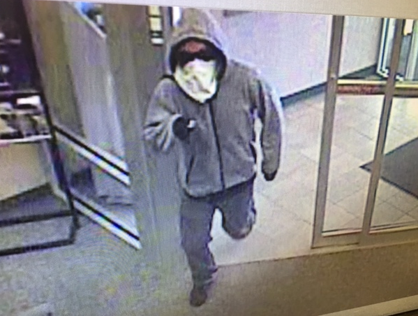 Bank robbery Photo